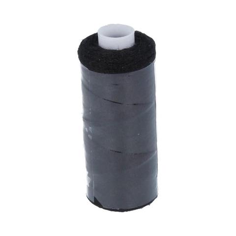 Нить швейная (полиэстер) 20s/2 Gamma/Micron 183м 10шт/уп черная