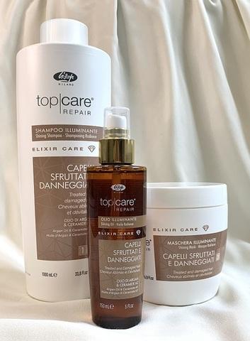 Комплекс для восстановления и блеска волос