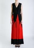 Платье длинное MARTIN GRANT