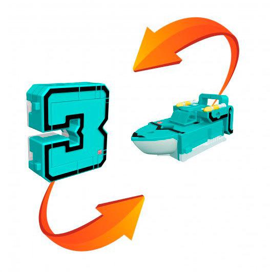 3 Трансбот Катер (цифра три)
