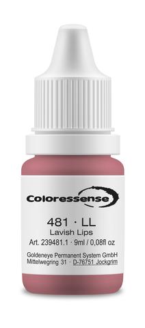 LL (розовый нюд) • Coloressense • пигмент-концентрат для губ