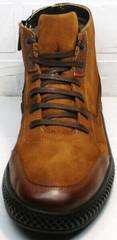 мужская зимняя обувь ботинки