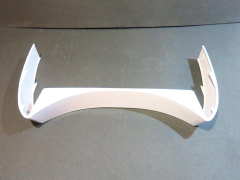 Боковой пластик Kawasaki ZZR 400 средняя часть