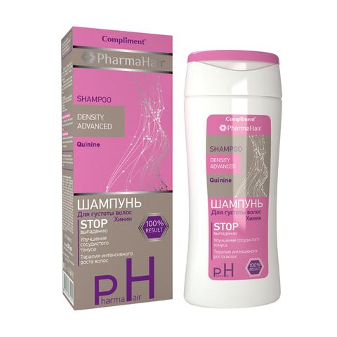 PharmaHair Шампунь для густоты волос 200мл