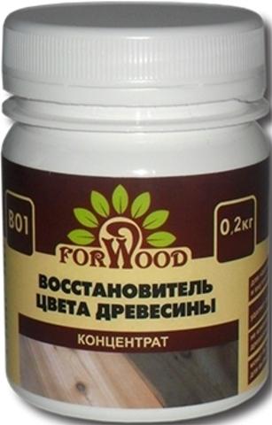 Forwood Восстановитель цвета древесины V-01