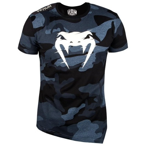 Футболка Venum Interference 2.0 Tshirt Dark Camo