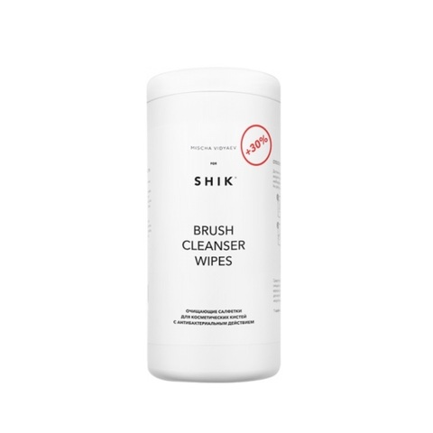 SHIK BEAUTY Brush Cleansing Wipes MAXI