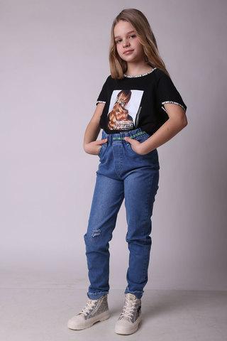 Джинсы для девочки Serkan, 5030