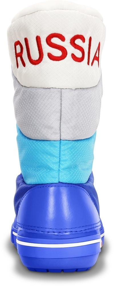 Дутики женские зимние Crocs Crocband 2014 Limited Edition Boot