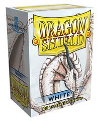 Dragon Shield - Белые матовые протекторы 100 штук
