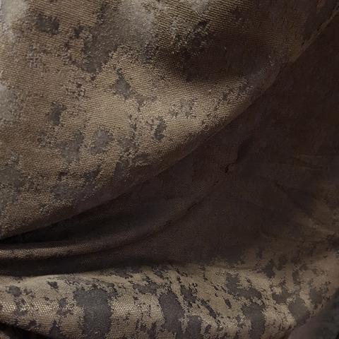 Канвас облако шоколад. Ш - 280 см.. Арт. Т-906-31
