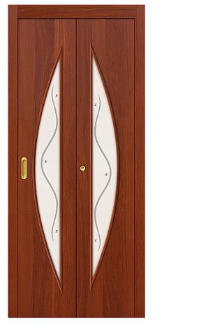 Дверь складная 5Ф