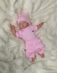 Набор для новорожденных Нежность  (розовый)