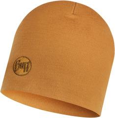Теплая шерстяная шапка Buff Hat Wool Heavyweight Solid Camel