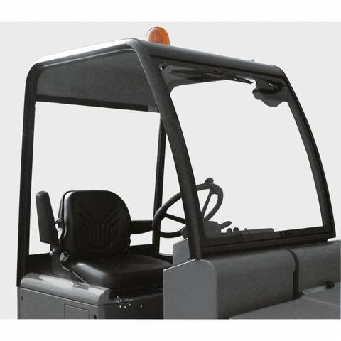 Защитный навес с ветровым стеклом и стеклоочистителем Karcher
