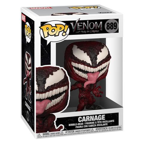 Фигурка Funko POP! Bobble Marvel Venom 2 Carnage 56303