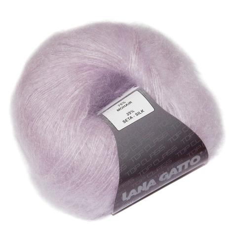 Купить Пряжа Lana Gatto Silk Mohair Код цвета 7258 | Интернет-магазин пряжи «Пряха»