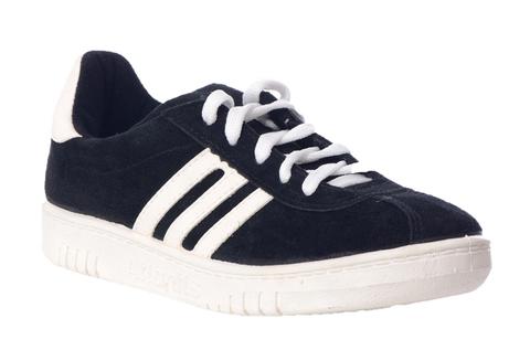 Туфли кроссовые (замша, ПВХ)