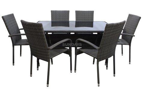 Комплект садовой мебели Sundays L13-D1017A