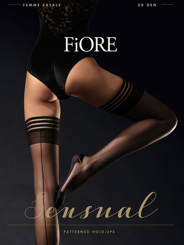Чулки Femme Fatale Fiore