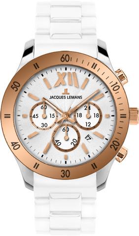 Купить Наручные часы Jacques Lemans 1-1586R по доступной цене