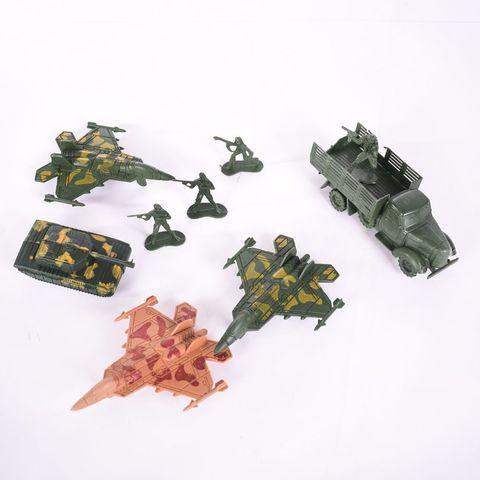 Набор армии мини + техника