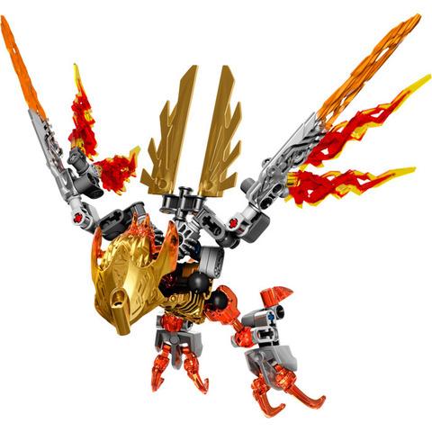 LEGO Bionicle: Икир, тотемное животное огня 71303 — Ikir - Creature of Fire — Лего Бионикл
