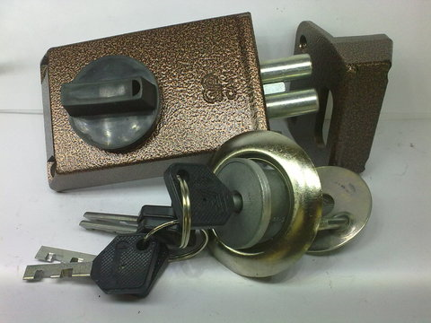 Механизм замка ЗНД1А  088200 (Рязань)