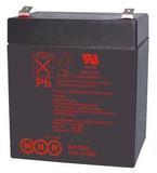 Аккумулятор WBR GP 1245 ( 12V 4,5Ah / 12В 4,5Ач ) - фотография