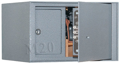 Мебельный и пистолетный сейф AGATE М-20