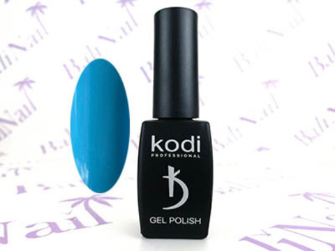 105B Гель лак kodi BLUE Gel Polish, 8 мл