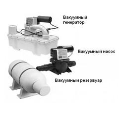 Купить туалет вакуумный Dometic VacuFlush 5048 от производителя, недорого с доставкой.