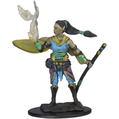 D&D Icons of the Realms - Elf Female Druid