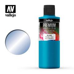 Premium color 60ml. 046-metallic blue