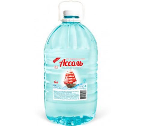 """Вода питьевая """"Ассоль"""" без газа 6л"""