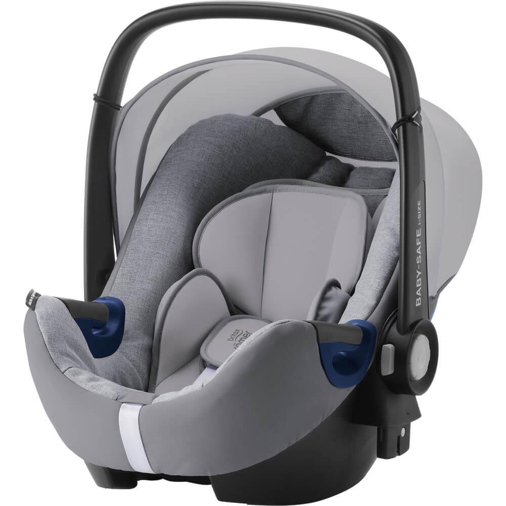 Britax Roemer Baby-Safe² i-Size Автокресло Britax Roemer Baby-Safe2 i-Size Grey Marble britax-roemer-baby-safe-i-size-grey-marble-1.jpg
