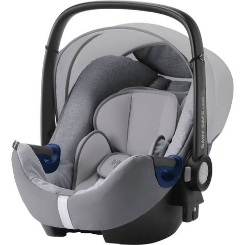 Автокресло Britax Roemer Baby-Safe2 i-Size Grey Marble