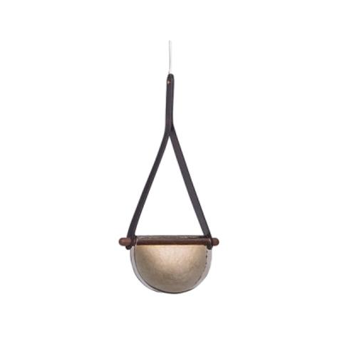 Подвесной светильник Dali By Tonin Casa (дымчатый)