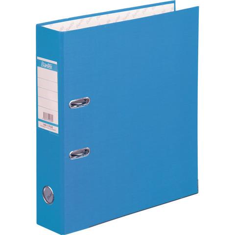 Папка-регистратор Bantex Economy Plus 80 мм голубая