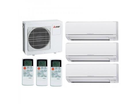 Мульти-система Mitsubishi Electric MXZ-2D/3E/4E/5E/6D