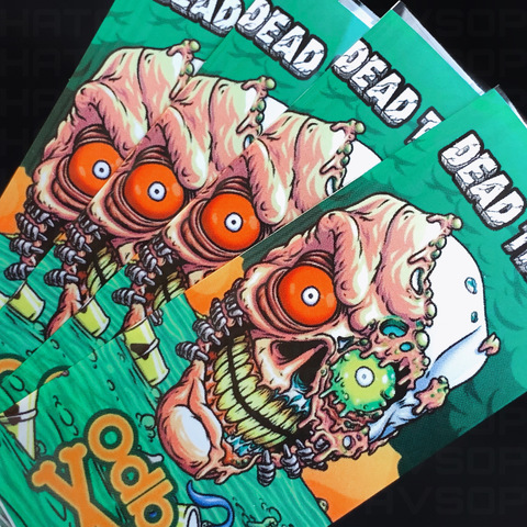 DEAD TIME X ODB Wraps