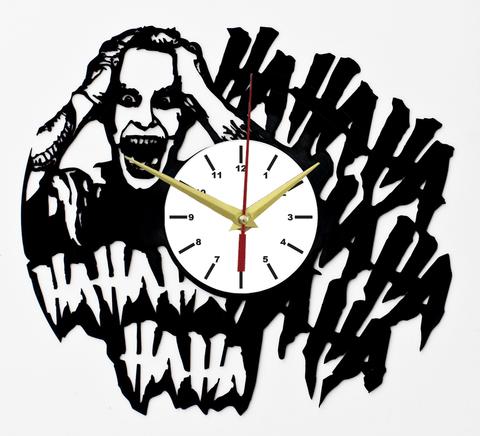 Отряд самоубийц Часы из Пластинки — Безумный Джокер