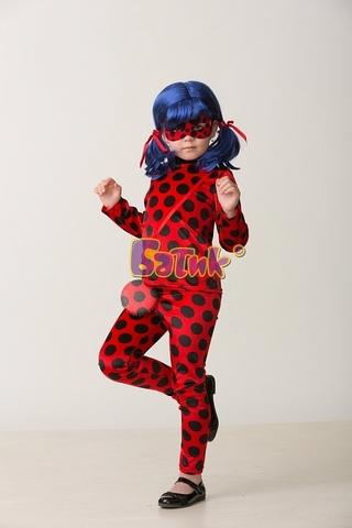 Детский карнавальный костюм Леди Баг (Мультяшки)