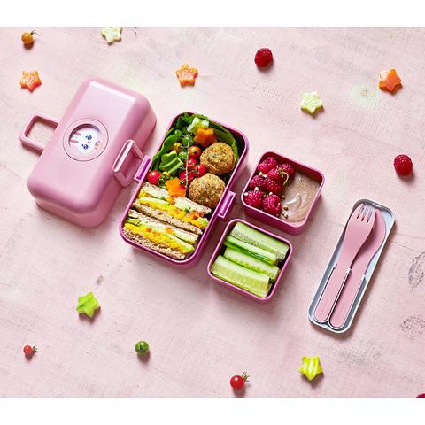 Набор из 3 столовых приборов в футляре MB Pocket color blush