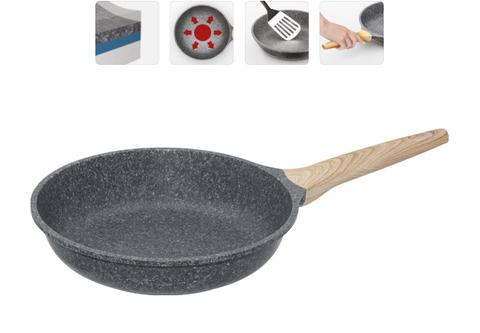 Сковорода с антипригарным покрытием Mineralica, 26 см NADOBA