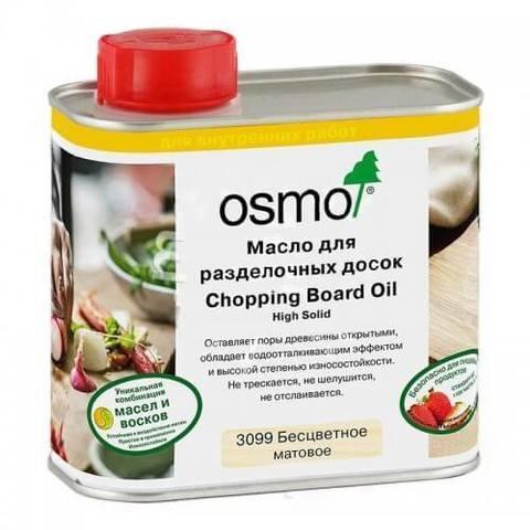 Масло для разделочных досок OSMO Choping Board Oil