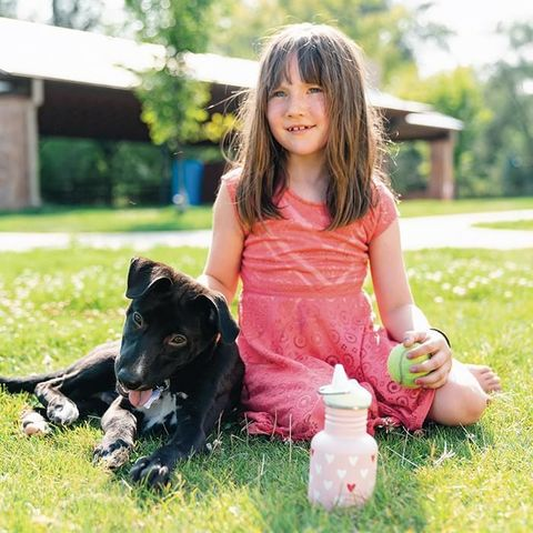 Детская бутылка Klean Kanteen Kid Classic Sippy 12oz (355 мл) Millennial Hearts