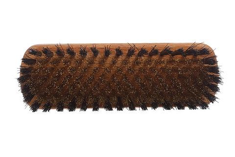 YOZHIK Щётка для обуви из замши, велюра и нубука фото сверху