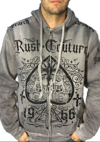 Худи Rush Couture Search and Destroy