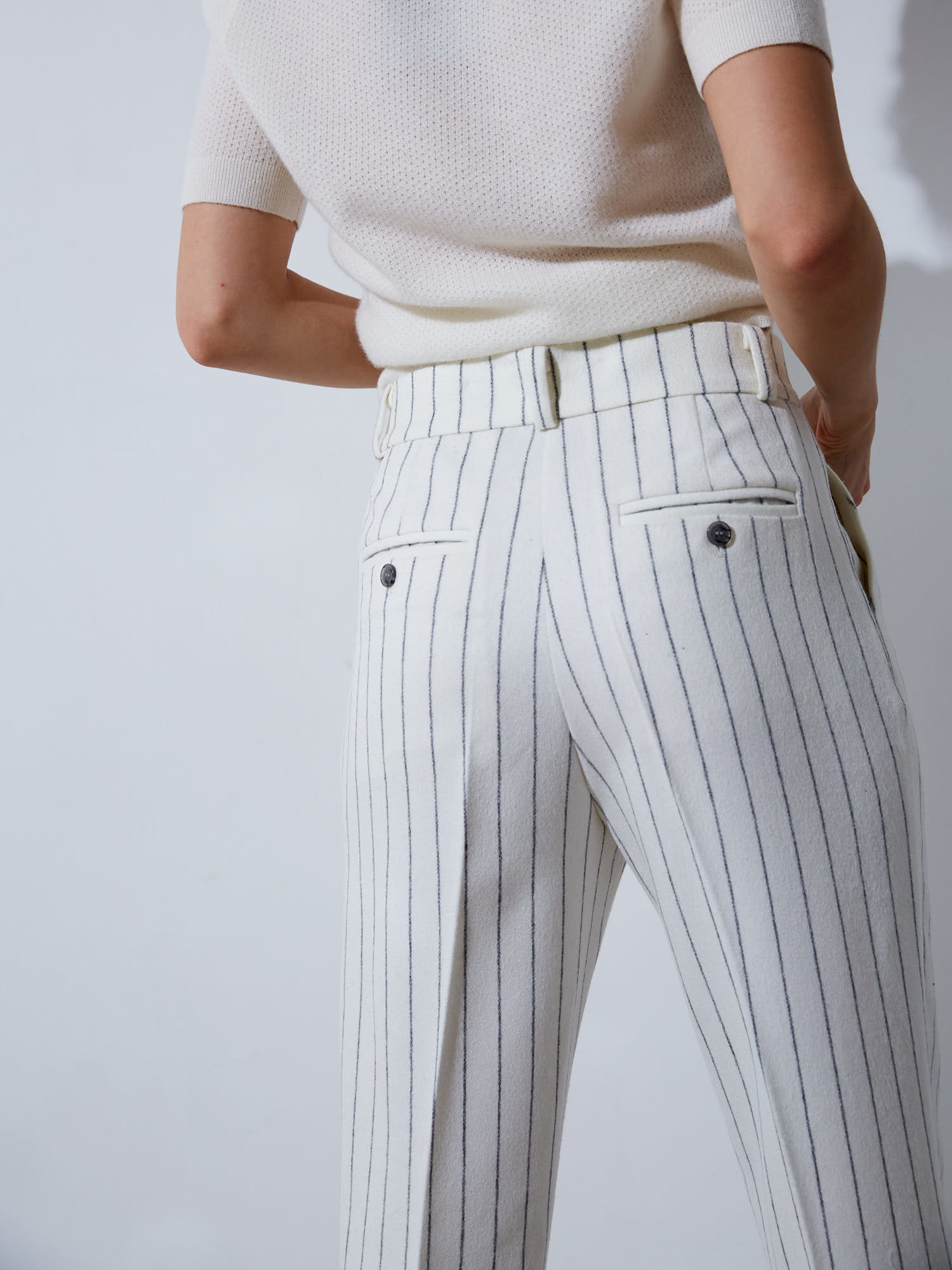 Every Day Navy Pants